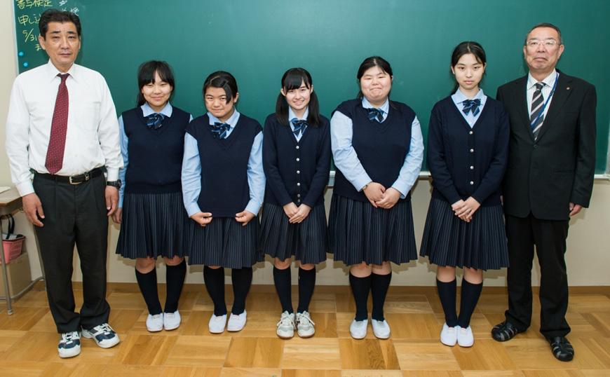 啓明学館高等学校