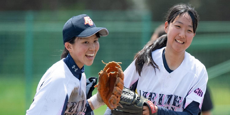 女子硬式野球部 2021 体験練習会-1